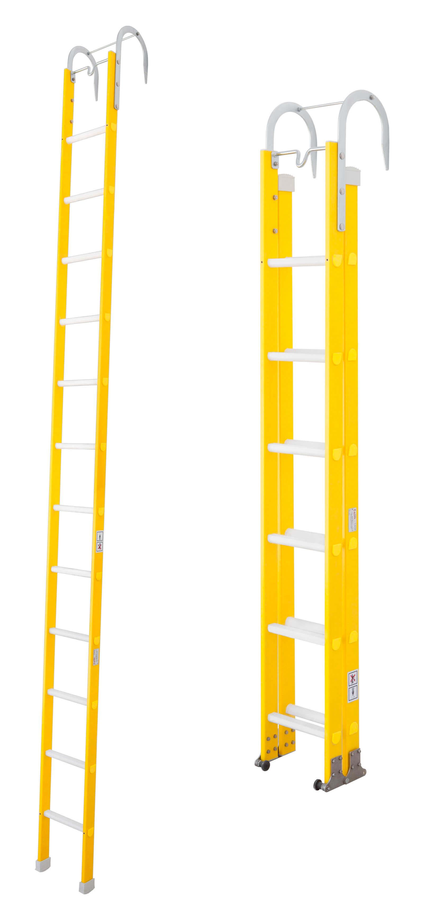 Escaleras De Ganchos Para Bomberos