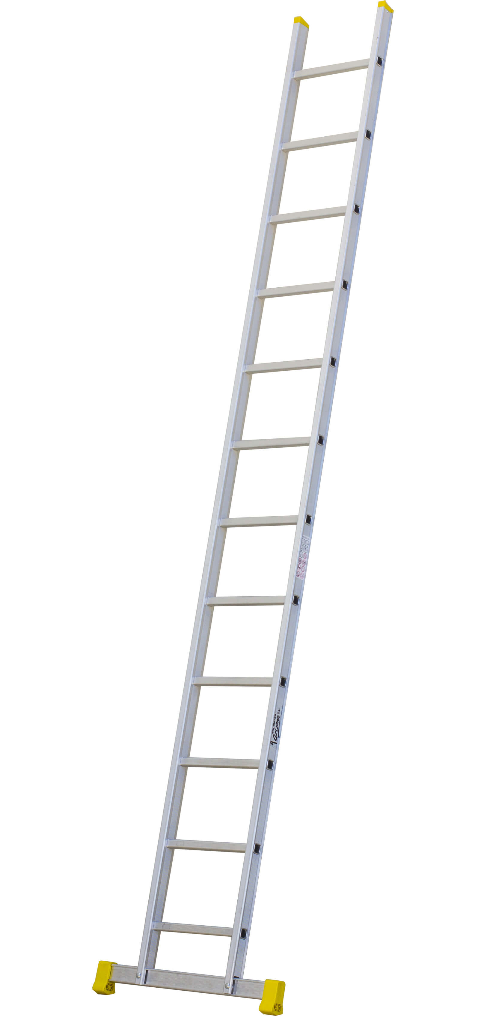 Escalera De Aluminio De Un Tramo