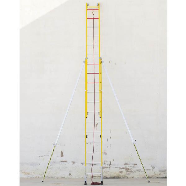Escaleras De Seguridad Patatas Laterales