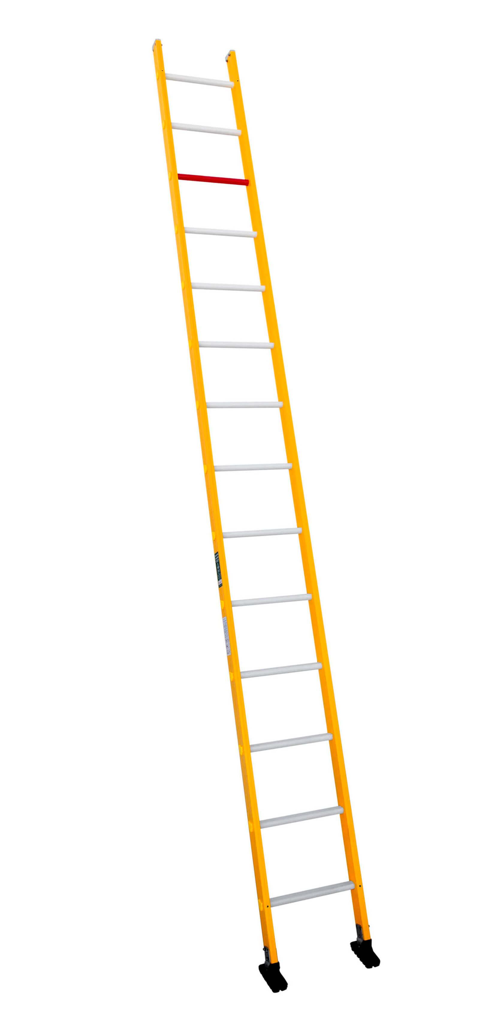 Escalera De Fibra De 1 Tramo