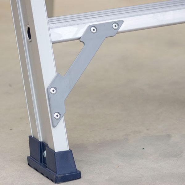 Taco Escalera De Aluminio
