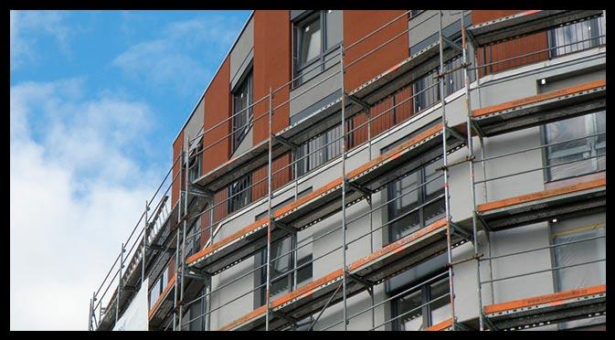 mantenimiento edificio